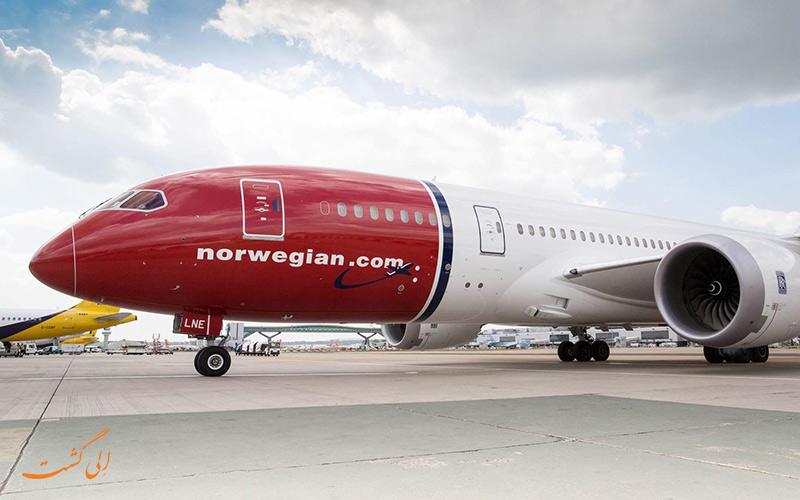 نروژین | Norwegian