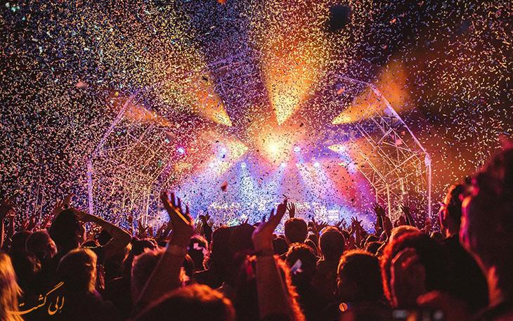 بهترین جشنواره های دنیا