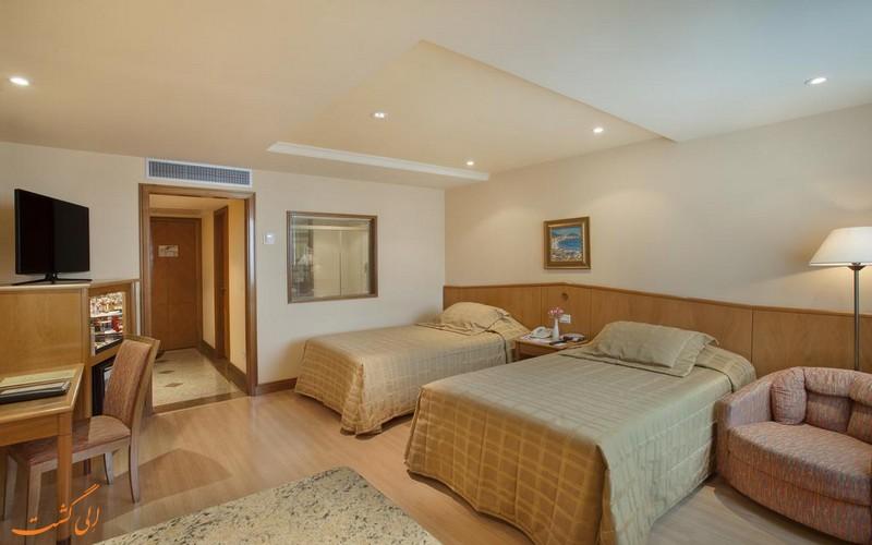 هتل 5 ستاره ویندزور بارا در ریو