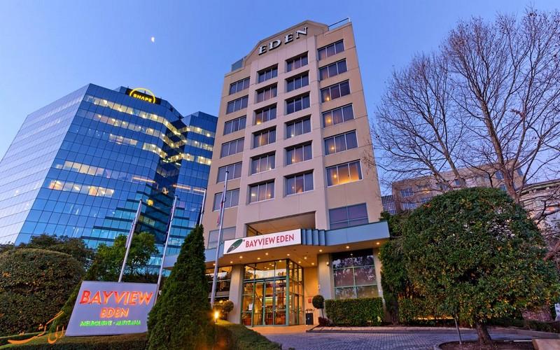 هتل بای ویو ادن ملبورن