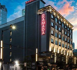 هتل رامادا ونکوور