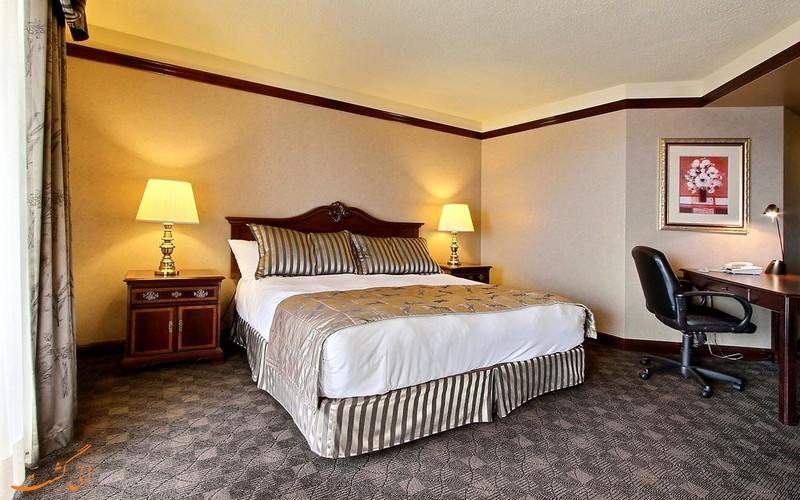 هتل 4 ستاره کلاسیک
