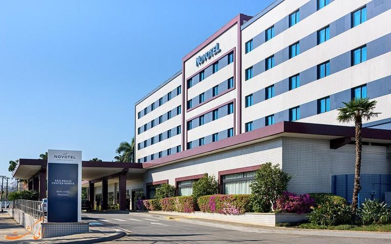 هتل نووتل سنتر نورث سائوپائولو