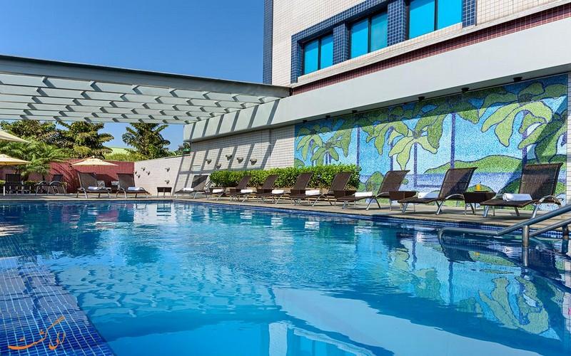 هتل نووتل سنتر نورث در سائوپائولو