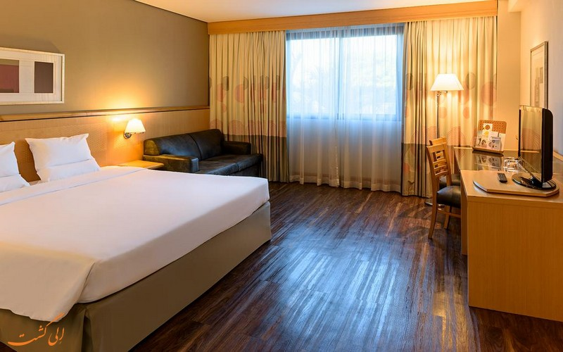 هتل 4 ستاره نووتل سنتر نورث