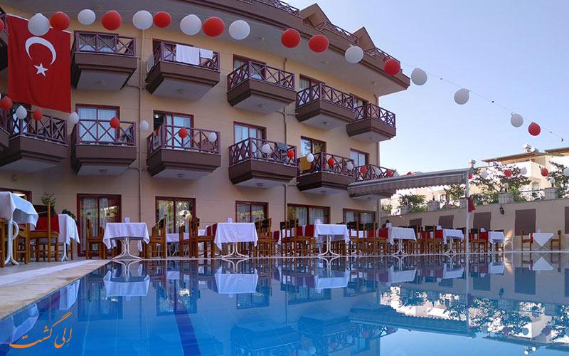 آشنایی با هیمروس بیچ هتل | HİMEROS BEACH HOTEL