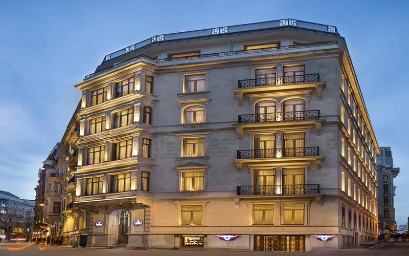 هتل لاش استانبول