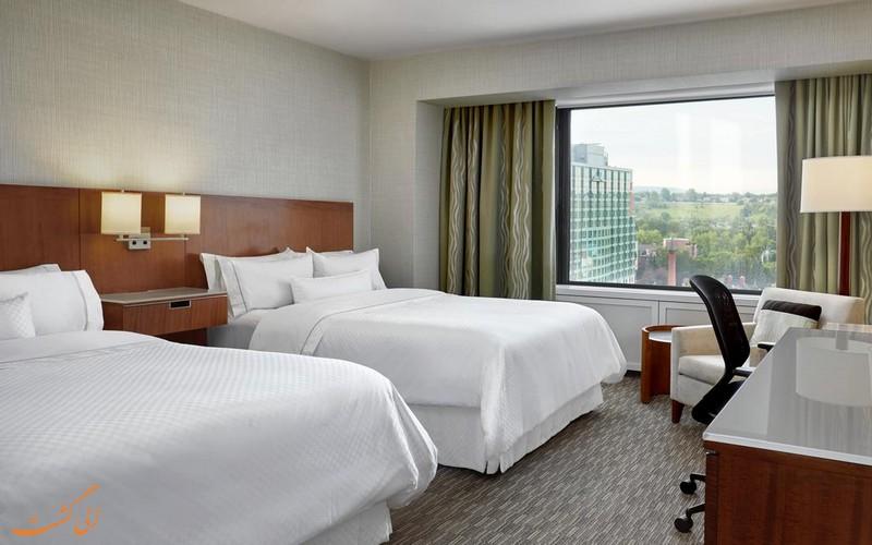 هتل 4 ستاره وستین