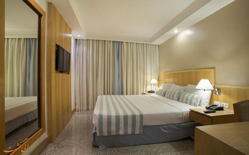 هتل 4 ستاره رویال پالاس ریو