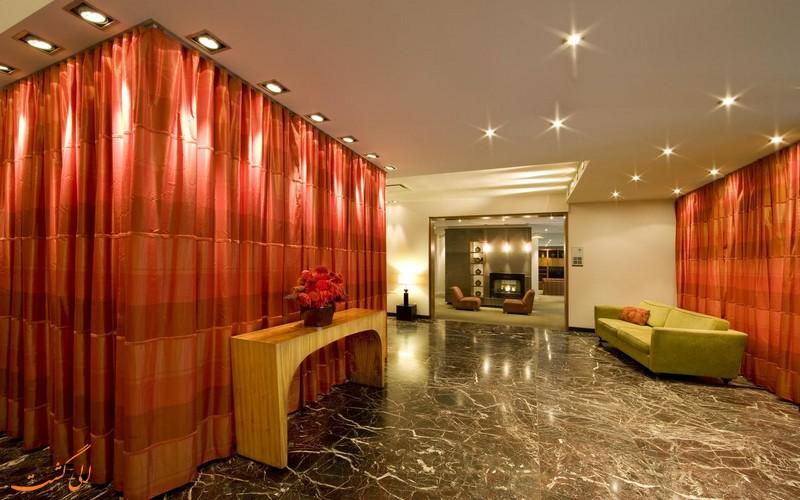 هتل 4 ستاره وست مونت در مونترال
