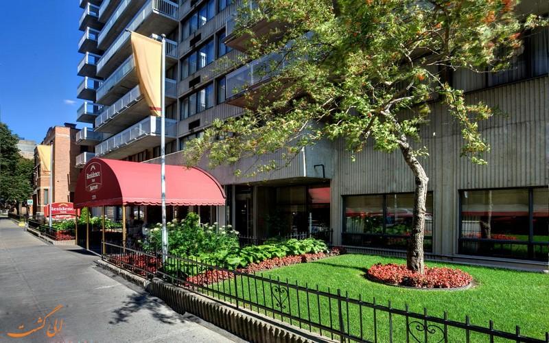 هتل وست مونت مونترال
