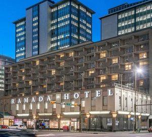 هتل رامادا دوون تون کلگری
