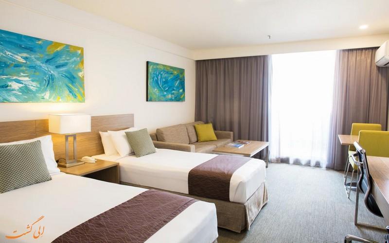هتل 3ستاره اسپایر سیدنی