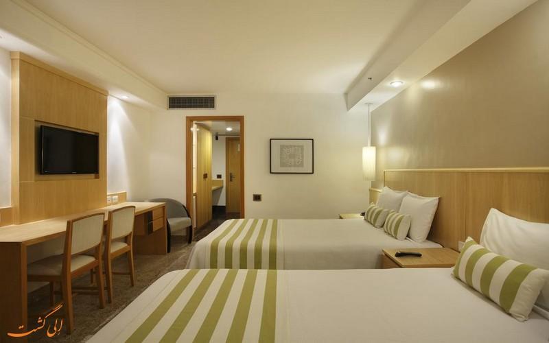 هتل 4 ستاره رویال پالاس