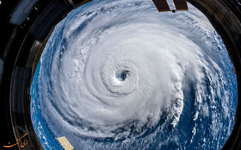 طوفان سواحل شرقی امریکا
