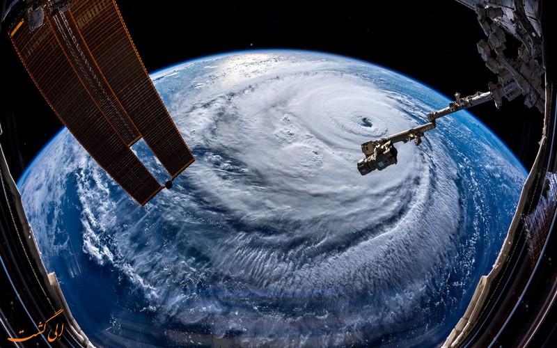 طوفان در سواحل فلورانس