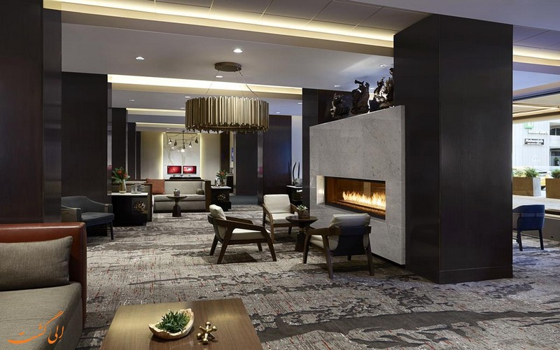 هتل 4 ستاره مریوت کلگری