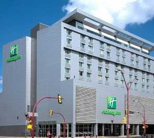 هتل هالیدی این دوون تون