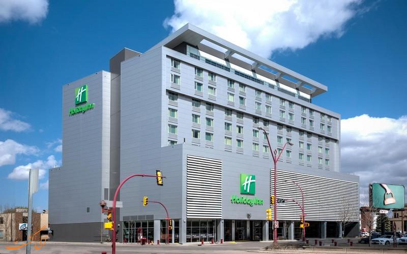 هتل هالیدی این دوون تون ساسکاتون