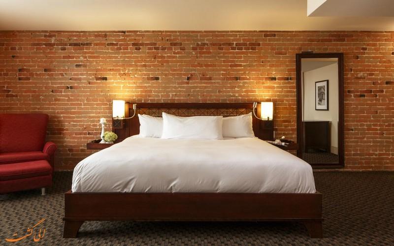 هتل 4 ستاره نلیگان در مونترال