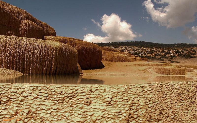 چشمه باداب سورت مازندران