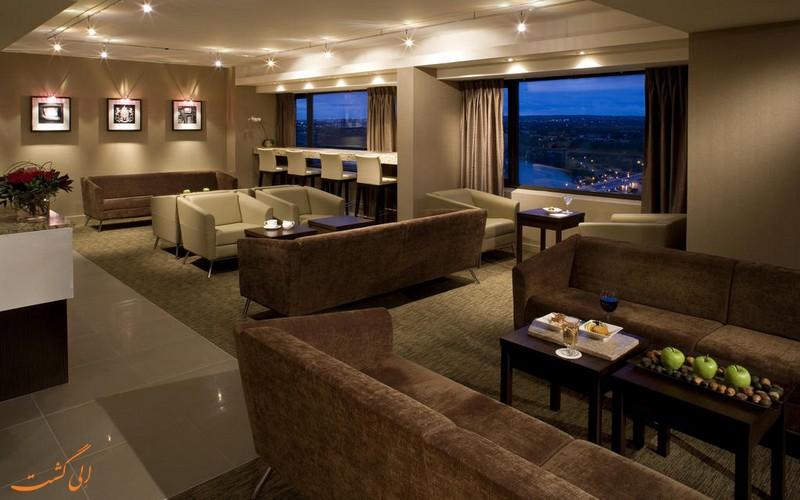 هتل 4 ستاره دلتا دونتون