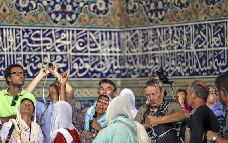 هزینه های سفر اروپایی ها در ایران