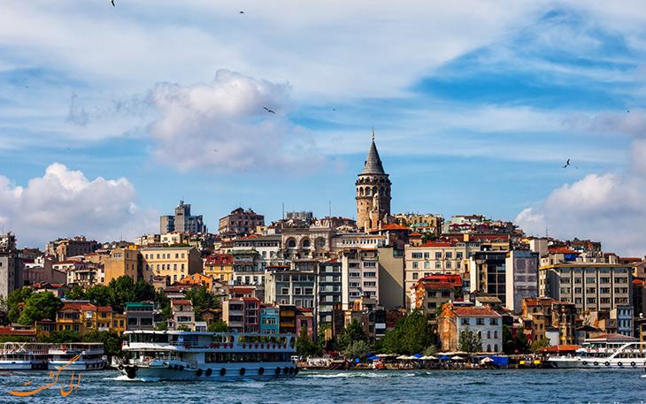 مسافرت ارزان به استانبول