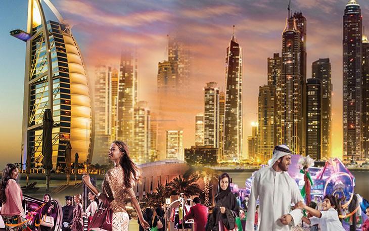 جشنواره خرید در شهر دبی
