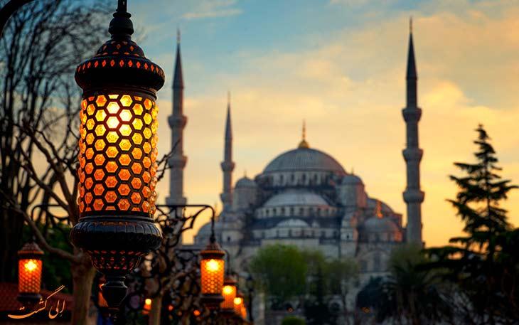 زمان سفر به استانبول