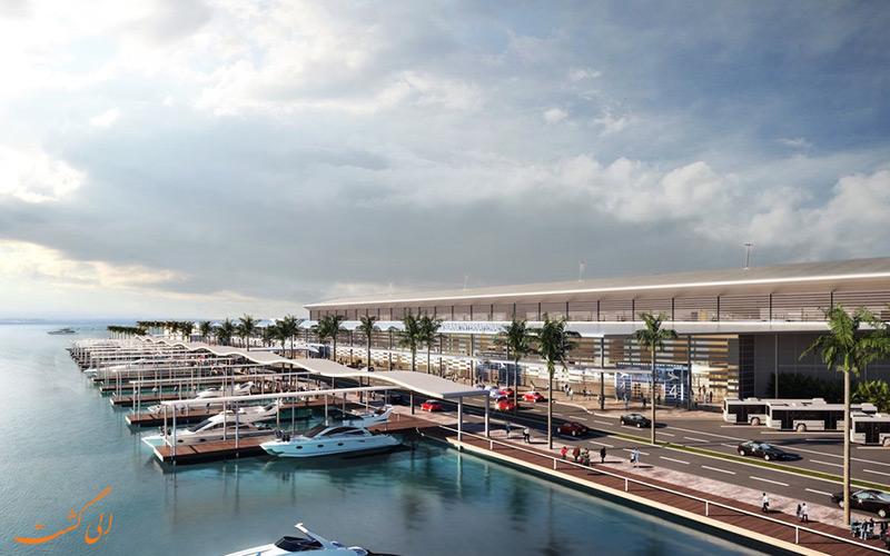 معرفی فرودگاه ولانا در مالدیو
