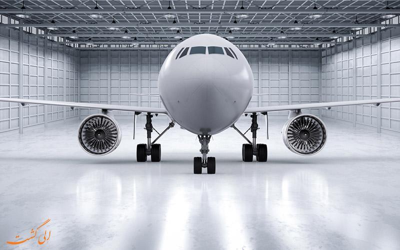 آیا می دانستید که با استفاده از صداها می توان هواپیما را عیب یابی کرد؟