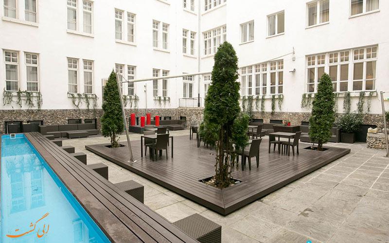 امکانات تفریحی هتل لوانته پارلمان وین