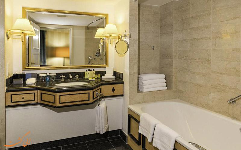 موقعیت هتل کنتیننتال وین