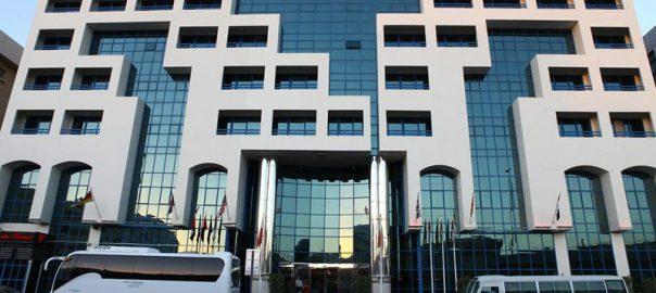 هتل ابجد گرند هتل دبی