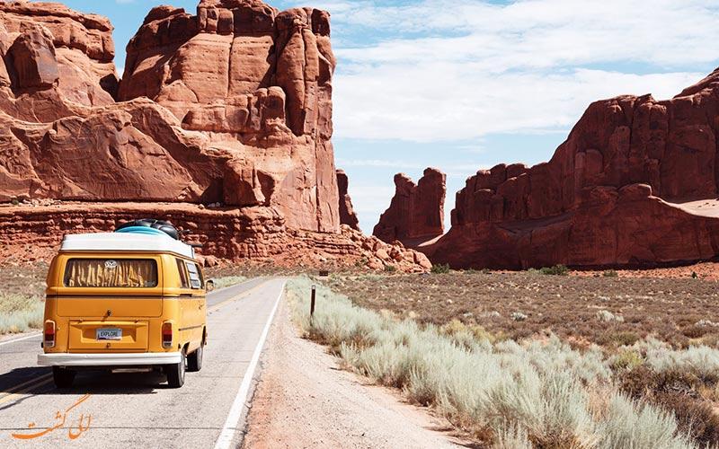 سفرهای جاده ای
