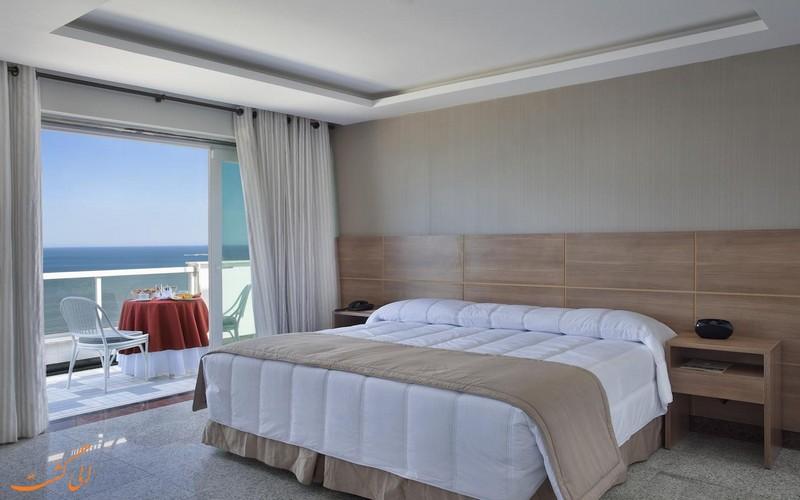هتل 4 ستاره رویالتی بارا ریو