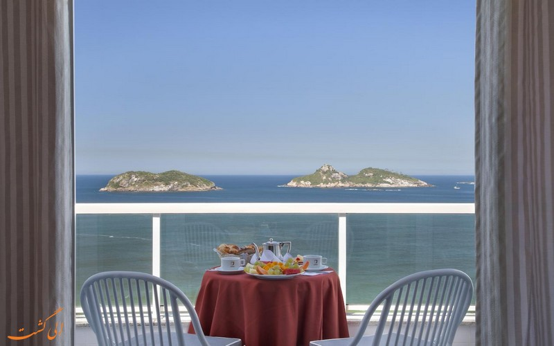 هتل 4 ستاره رویالتی بارا در ریو