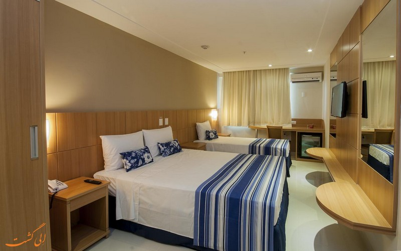 هتل 4 ستاره آتلانتیکو در ریو