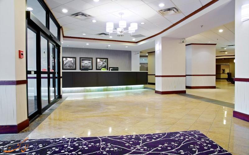 هتل رادیسون در تورنتو