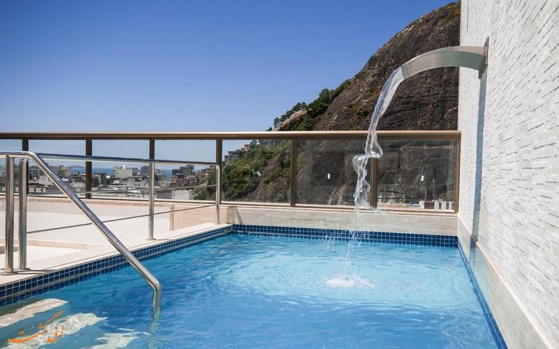 هتل 4 ستاره آتلانتیکو ریو