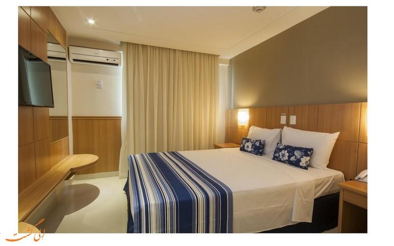 هتل 4 ستاره آتلانتیکو