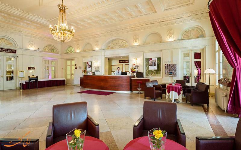 خدمات رفاهی هتل اشلوس ویلهلمینبرگ وین