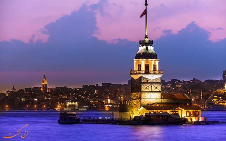 استانبول در بهار