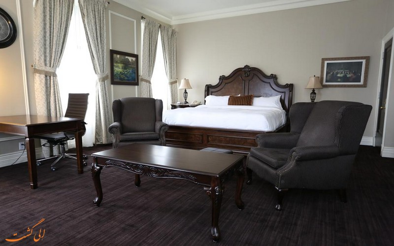 هتل 4 ستاره کلارندون در کبک سیتی