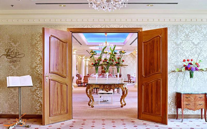 امکانات تفریحی هتل گرند وین