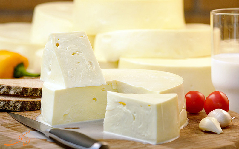 پنیر سنتی گرجستان