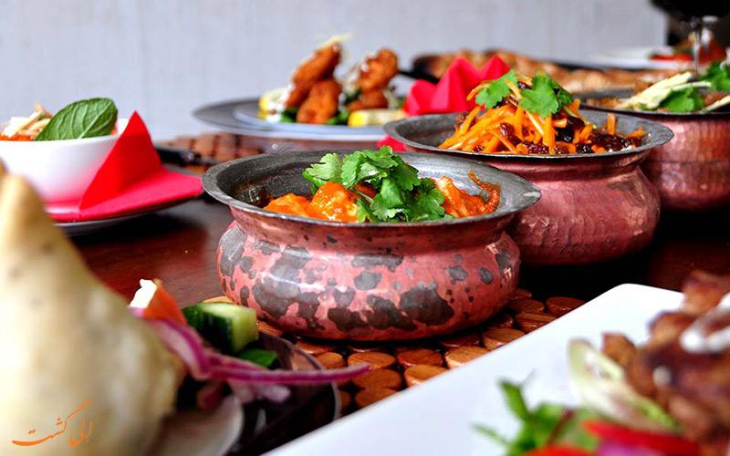 رستوران های ایرانی در هند