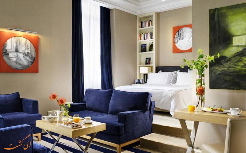 هتل رومای اول