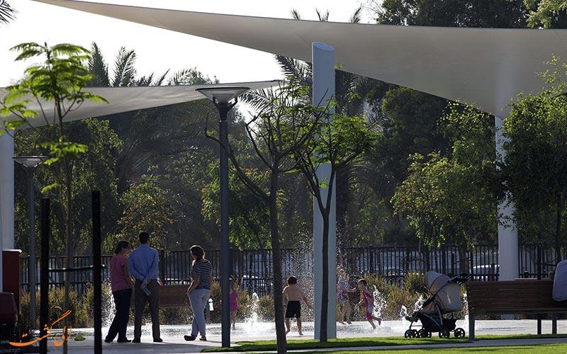 پارک مشرف